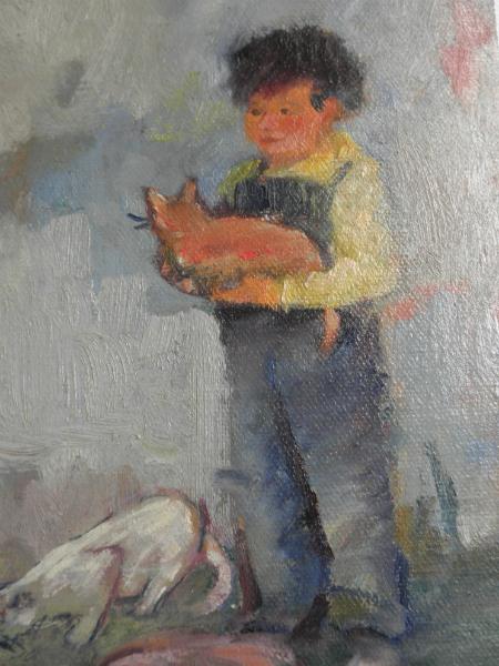 Marie Pratt Dunn Boy