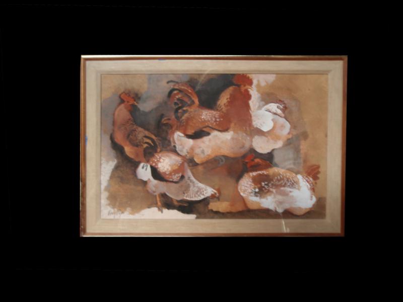 Pipo Ruiz Chickens