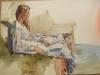 Don Schairer Woman Sitting