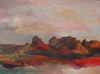 Hal Larson View of Sedona