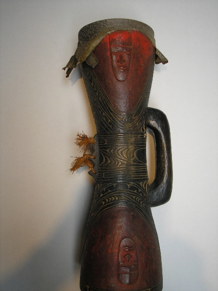 Vintage African Drum